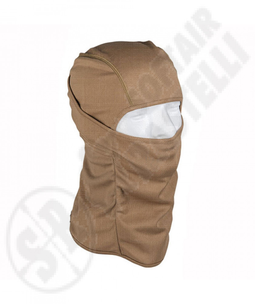 Tactical Balaclava  Multi Hood Tan