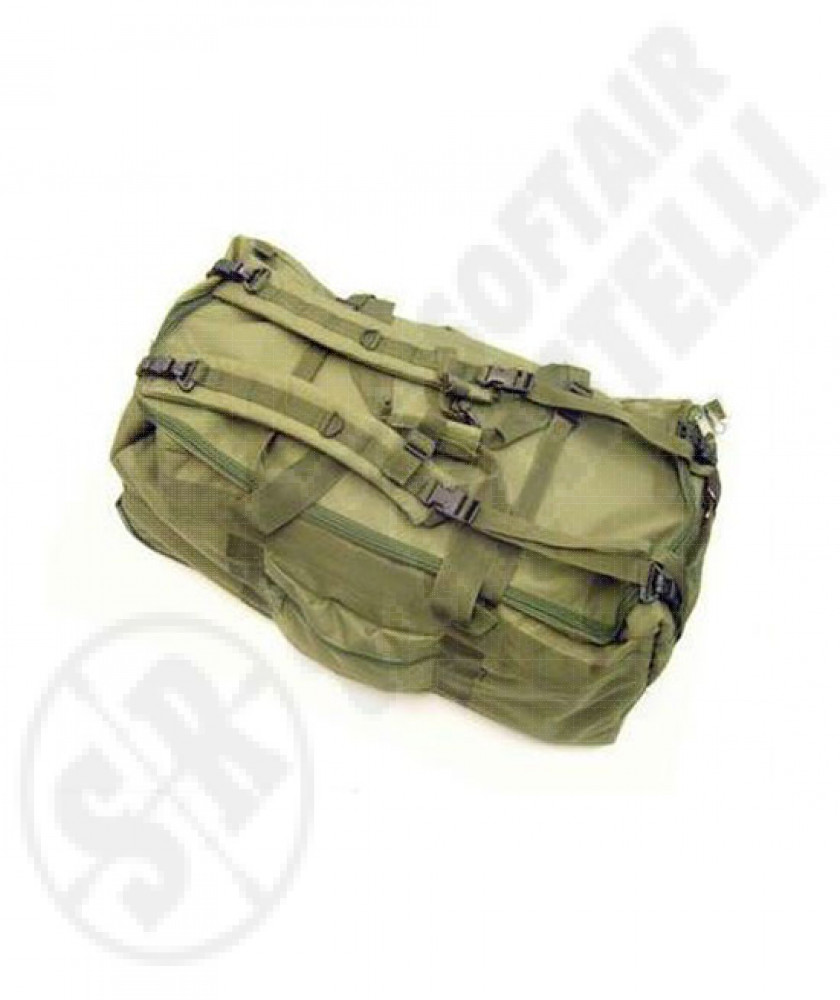 Tactical bag swat model for army transport green