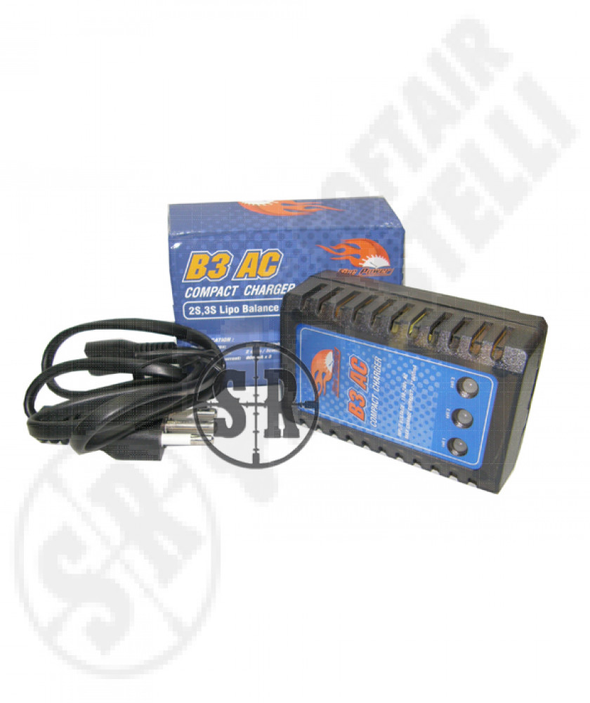 Fire power b3ac compact battery charger