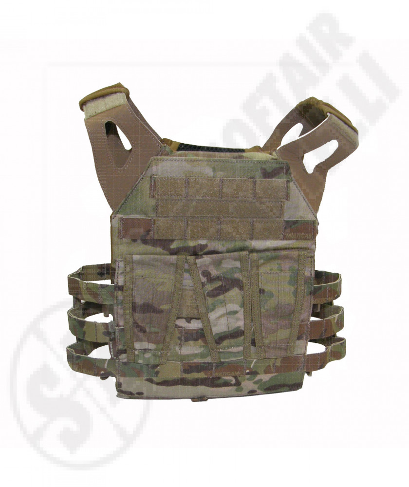Tactical vest emerson model NJPC color multicam