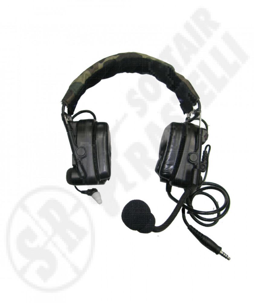 Headphones Comtac IV brand Z - tactical