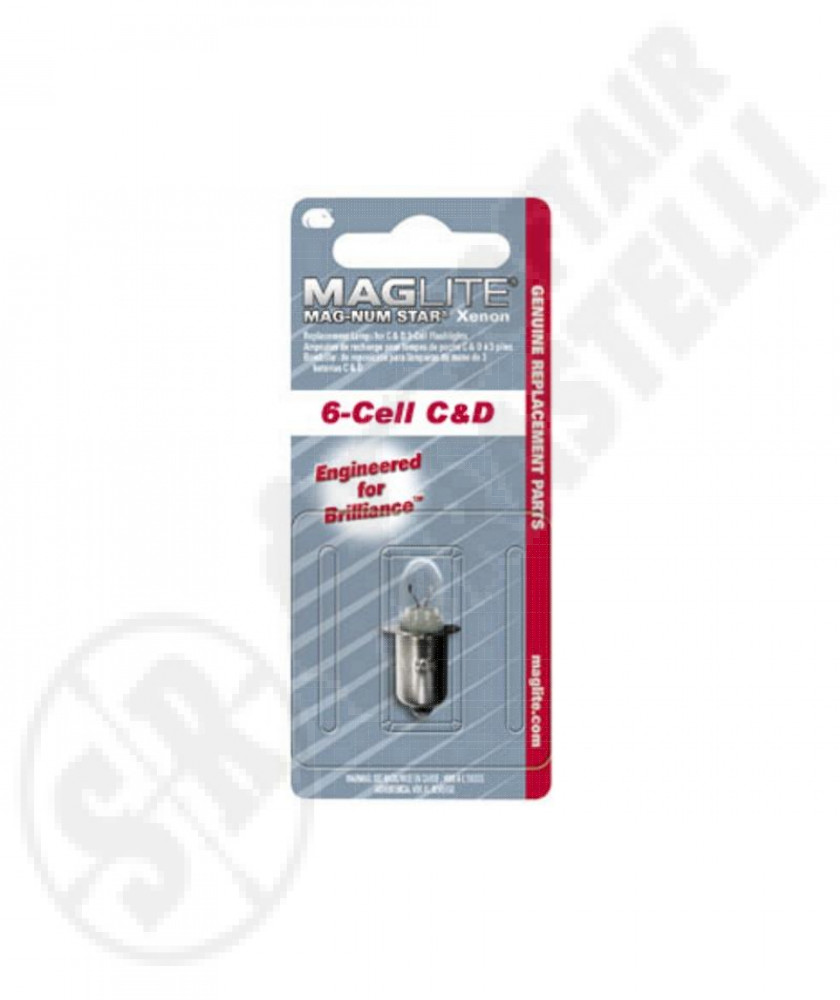 4 cell xenon replacement lamp