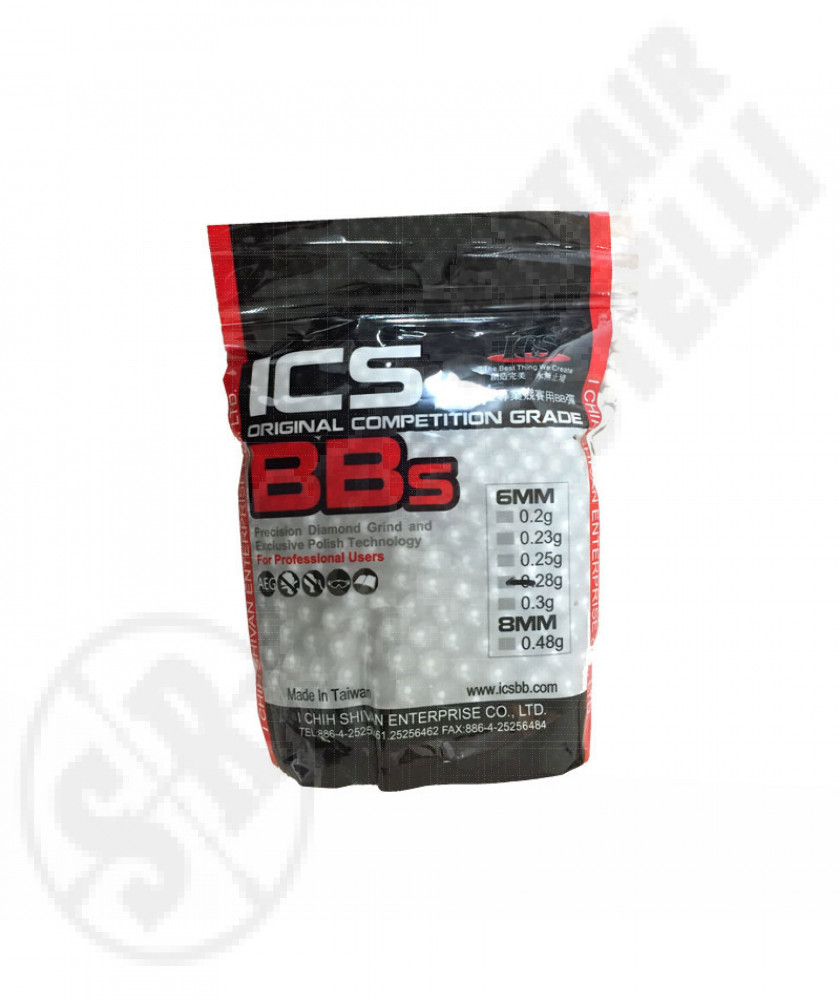 Ics competition grade bbs 0.28g