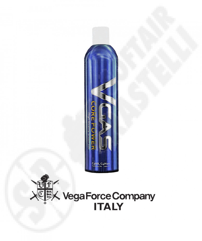 Green gas CORE POWER VFC 1000 ml